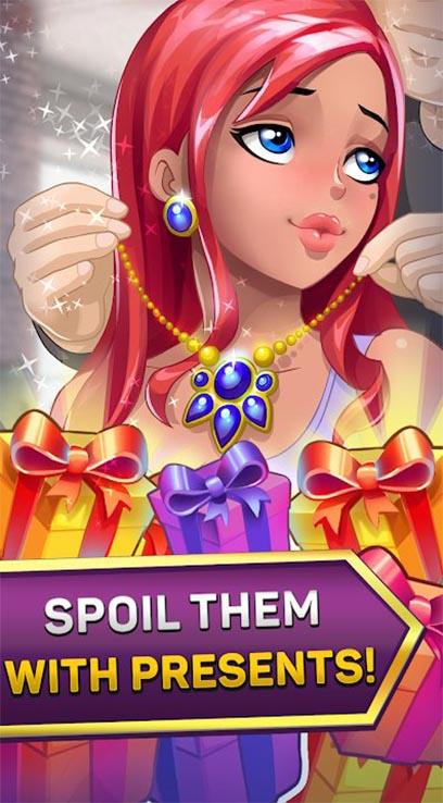 Puzzle of Love - Free Dating Simulator for Android and iOS